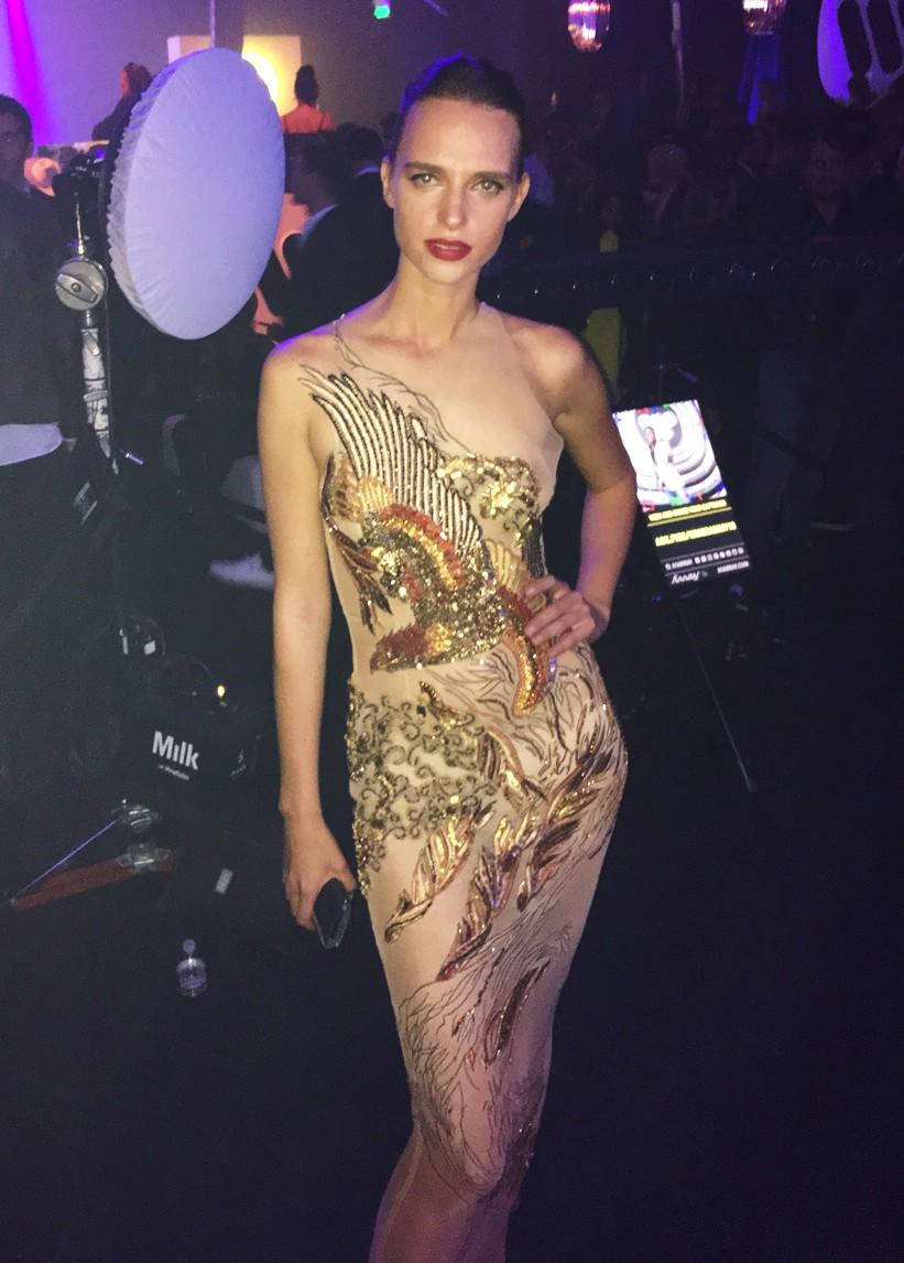 Warner Music Grammy Party 2016, Masha Rudenko