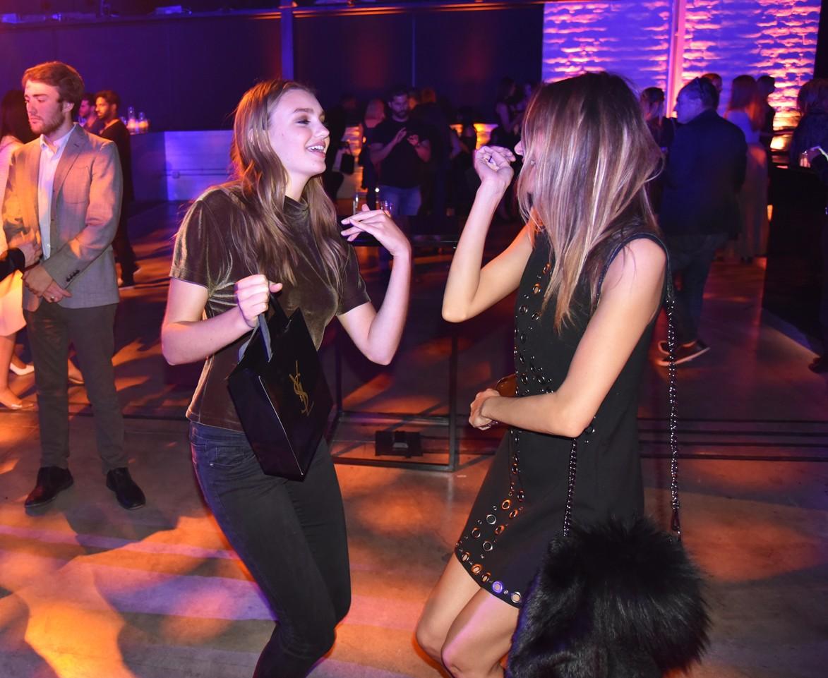 YSL, dancing babes