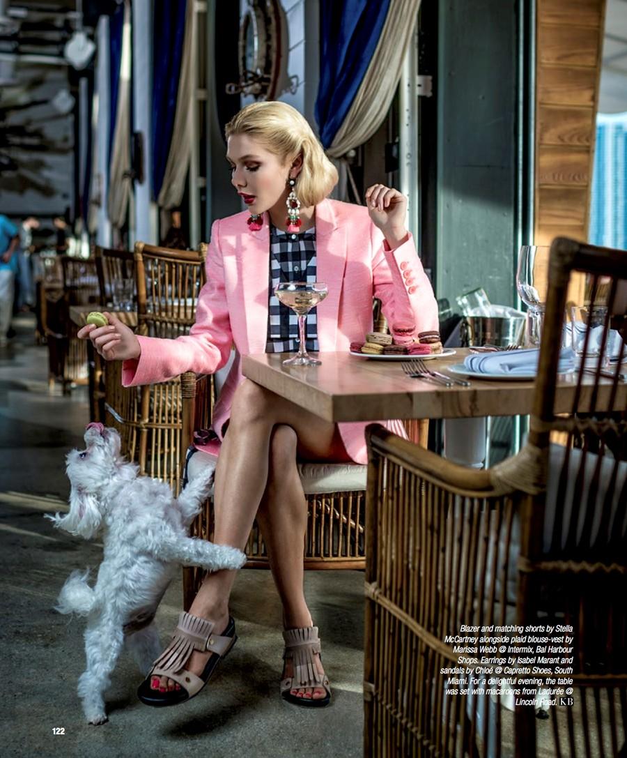 Anastasia Belotskaya magazine 2