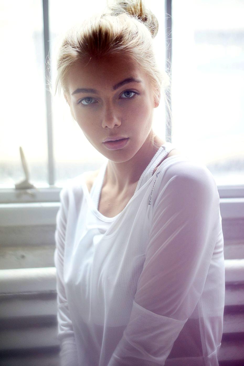 Anastasia Belotskaya white