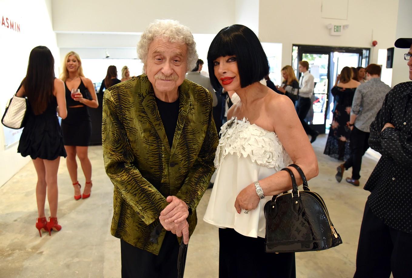 Meeting Jasmin + Arnold Golstein + Homeira Goldstein