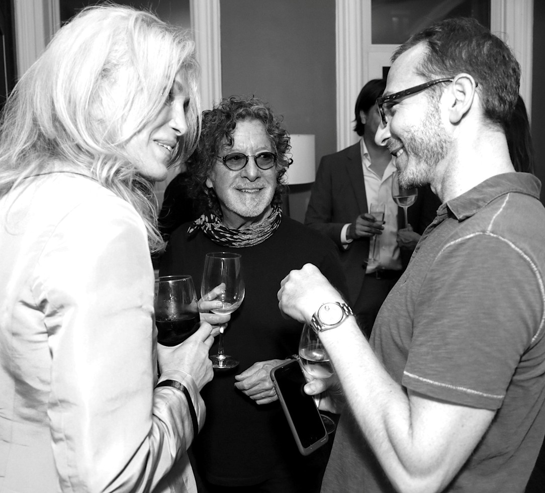 Atmosphere==Cube Art Fair Intimate New York Party==Private Residence, NYC==September 1, 2016==©Patrick McMullan==Photo - Victor Hugo/PMC== ==