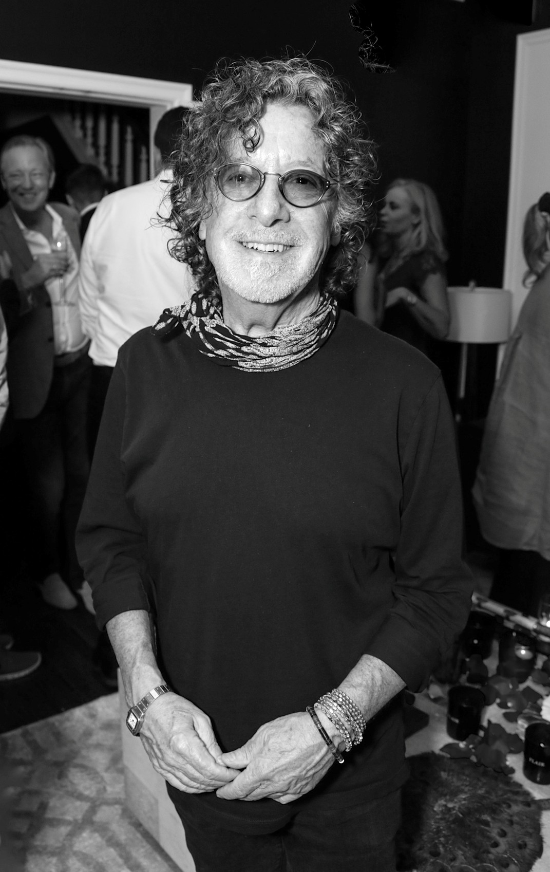 Robert Farber==Cube Art Fair Intimate New York Party==Private Residence, NYC==September 1, 2016==©Patrick McMullan==Photo - Victor Hugo/PMC== == Robert Farber