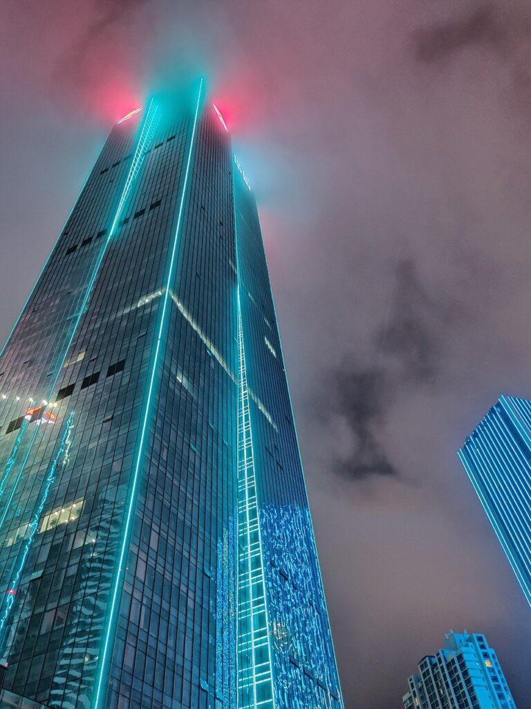 building, science fiction, neon light-4914746.jpg