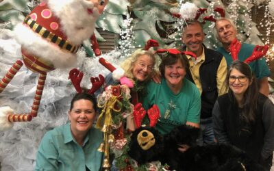 Holiday Shop Opens