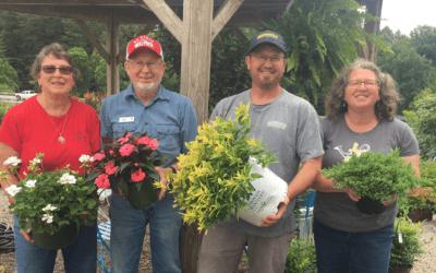 Fall 40th Anniversary Celebration & Pollinator Garden Dedication