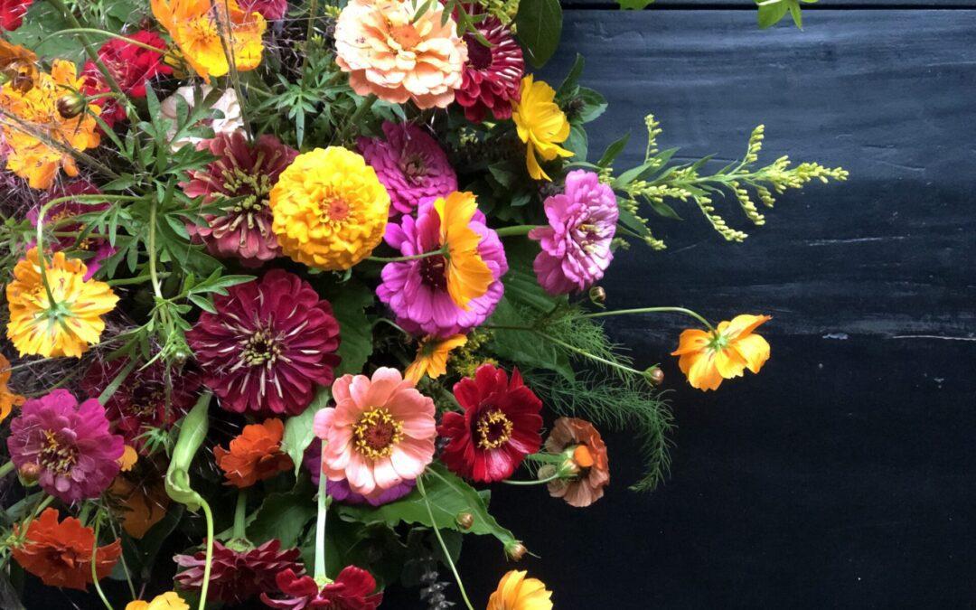 Make a Garden Bouquet