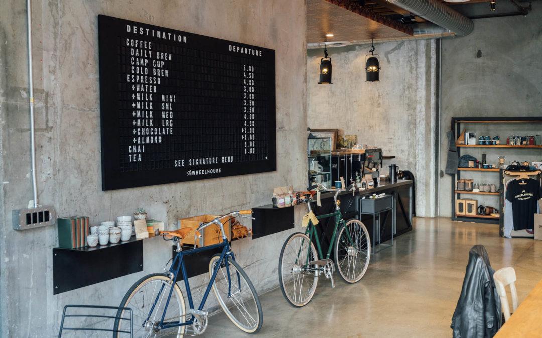 Coffee shop study spots