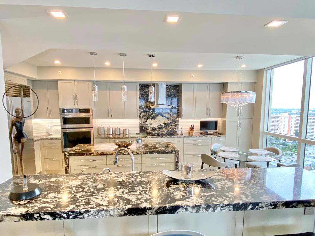 kitchen cabinets bal harbour
