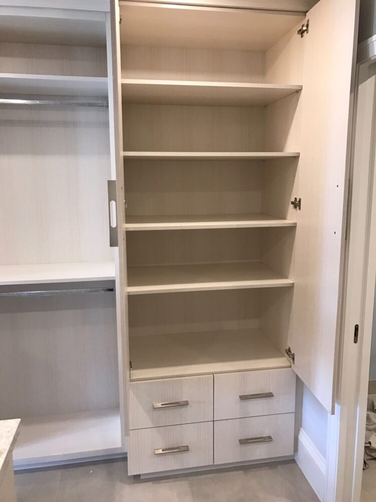 custom closets boca raton