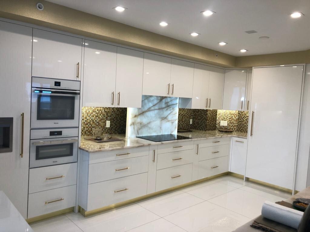 kitchen cabinets golden beach