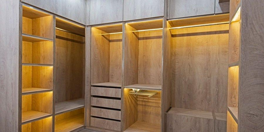 build custom closets