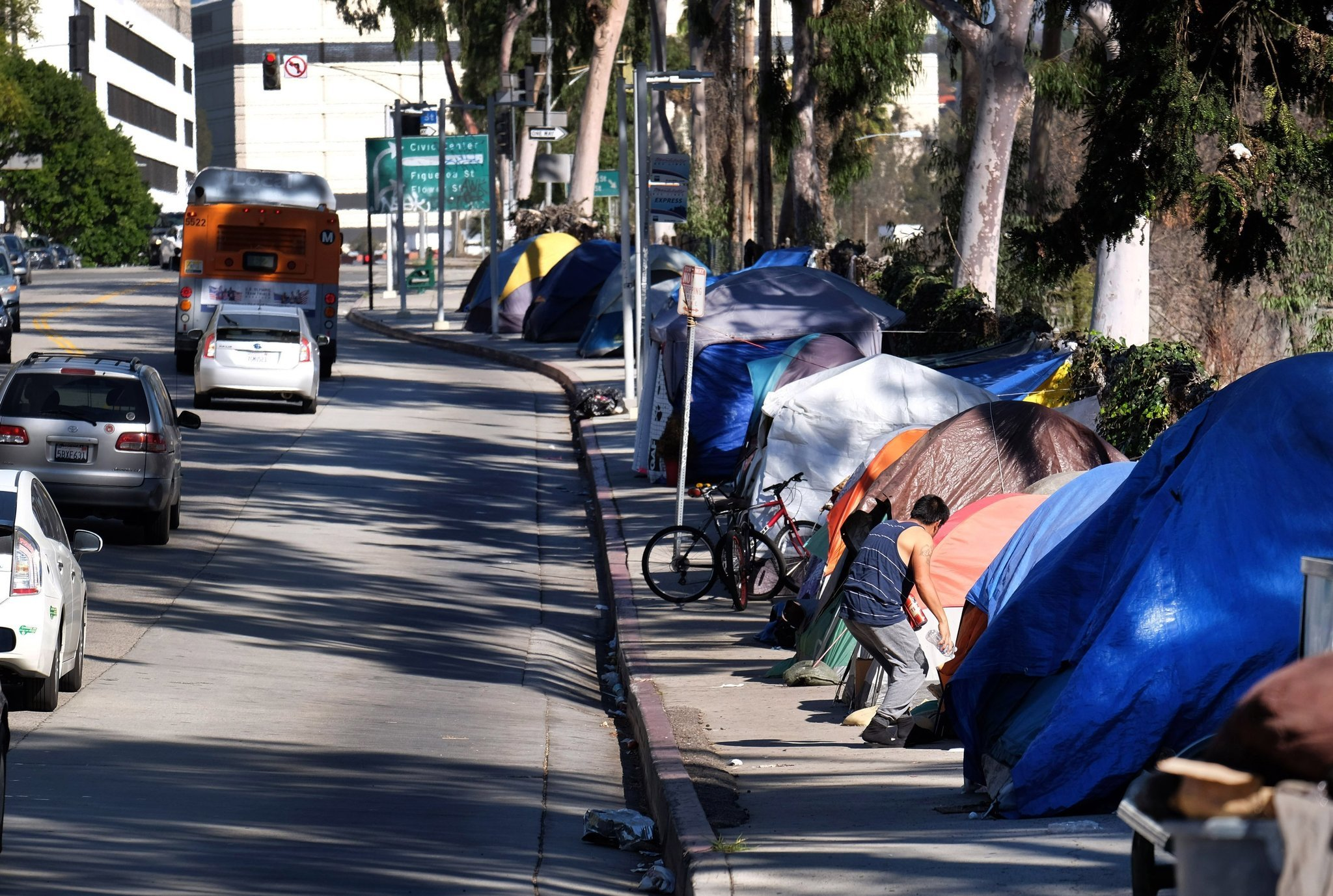 Report claims that Los Angeles needs tens of thousands of rentals for homeless