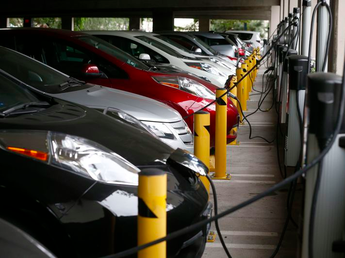 Proposed bill would make all new cars sold in California Emission Free by 2040