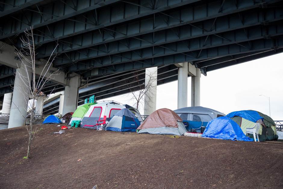 Report claims that one Homeless Person a week dies on the Streets in Sacramento County