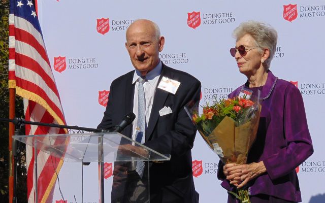 Salvation Army Received $50 Million Donation to Build new Homeless Facilities