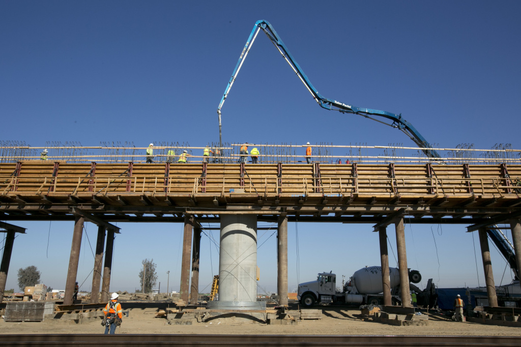 Grants Awarded to California Bullet Train will be Audited by Federal Government