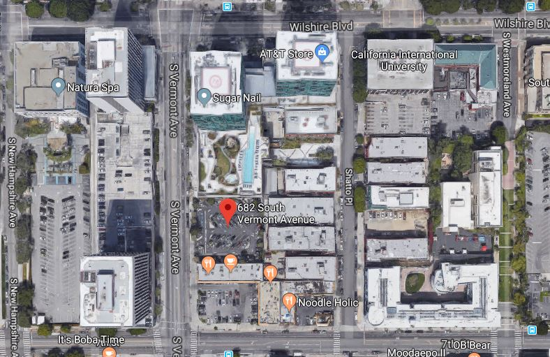 Los Angeles Plans to Create a Temporary Homeless Shelter on Koreatown Parking lot