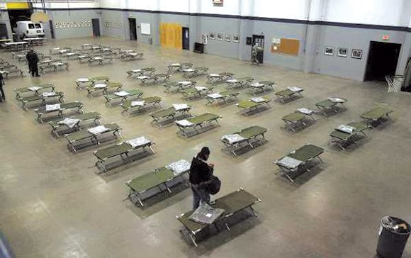 Rats, Roaches, and Bedbugs in Los Angeles Homeless Shelters may be Reasons why many Shelter Beds are Often Empty at Night