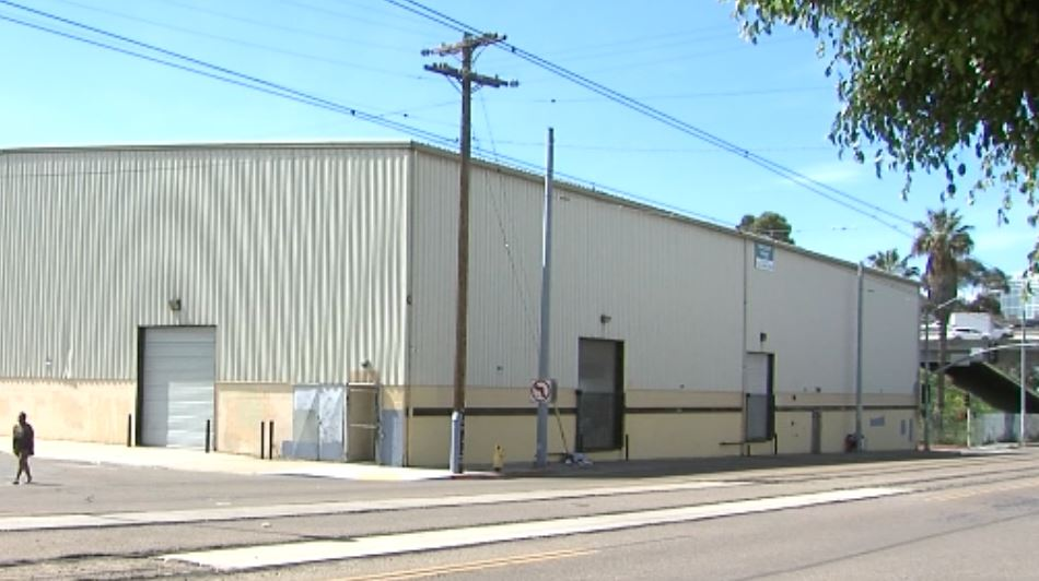 Storage Center for Homeless Opens in San Diego Neighborhood