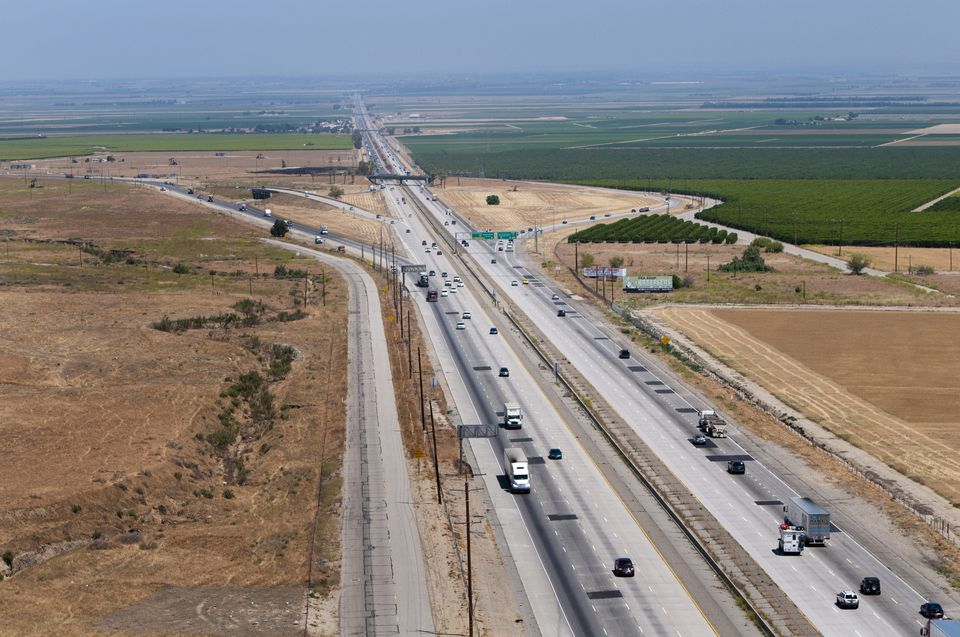 Could California get its own Version of the German Autobahn?