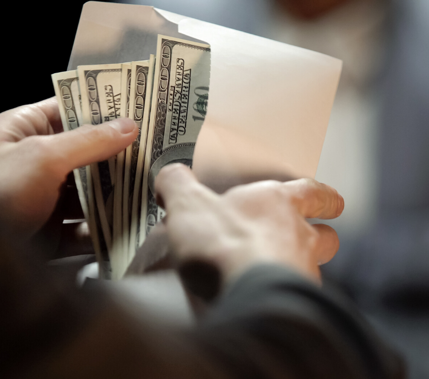 Democrat  Presidential Candidate Caught Offering Money for Political Endorsement