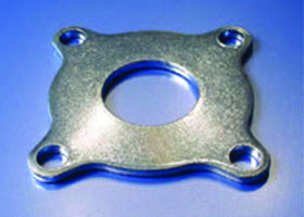 HK Metalcraft manufactures custom gaskets and metal washers.