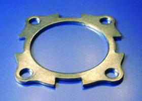 HK Metalcraft supplies custom metal washers and custom gaskets.