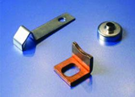 HK Metalcraft manufactures custom metal gaskets and metal washers.