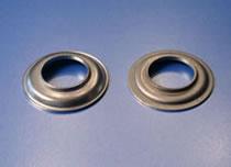 Custom metal gaskets and custom metal washers from HK Metalcraft's engineers.