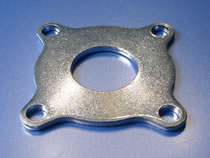 Custom stampings engineered for your specific needs.