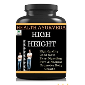 High Height (Pack of 1)