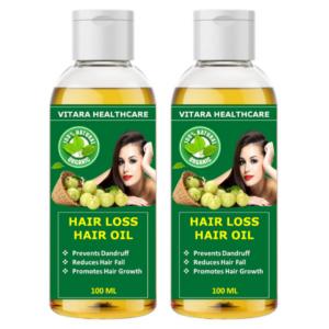 Hair loss hair oil (Pack of 2)