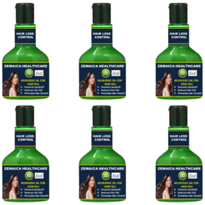 Hairloss control oil (Pack of 6)