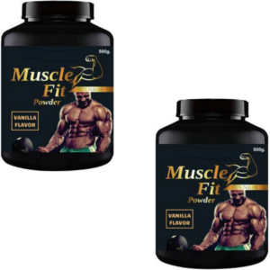 Muscle Fit (Pack of 2)