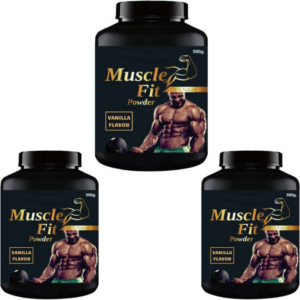Muscle Fit (Pack of 3)