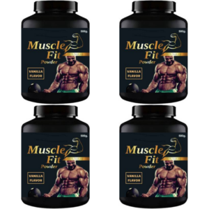 Muscle Fit (Pack of 4)