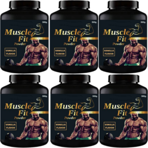 Muscle Fit (Pack of 6)