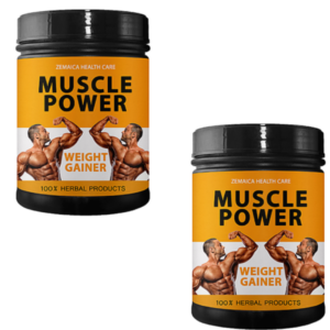 Muscle power (Pack of 2)
