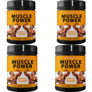 Muscle power (Pack of 4)