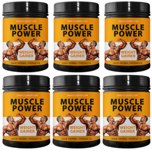 Muscle power (Pack of 6)