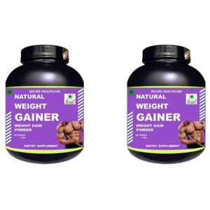 Natural weight gainer (Pack of 2)