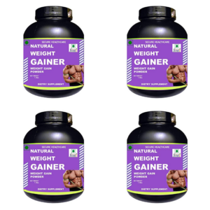 Natural weight gainer (Pack of 4)