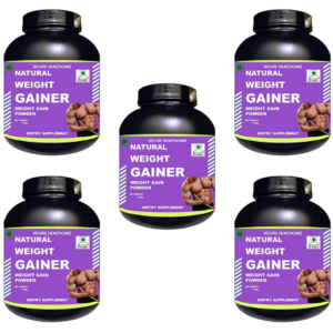 Natural weight gainer (Pack of 5)