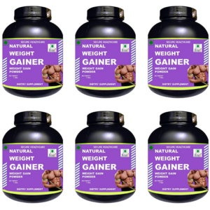 Natural weight gainer (Pack of 6)