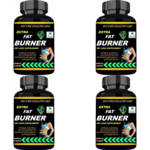 New extra fat burner (Pack of 4)