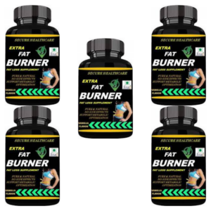New extra fat burner (Pack of 5)