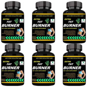 New extra fat burner (Pack of 6)