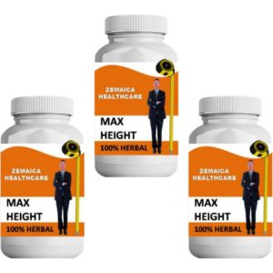 Max height (Pack of 3)