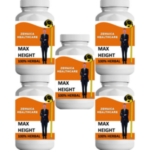 Max height (Pack of 5)